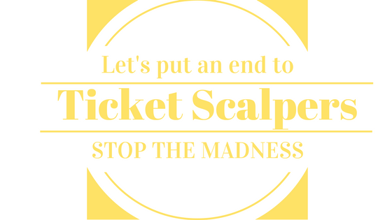 Concert Ticket Scalping – Stop the Madness! | Cari Palmer