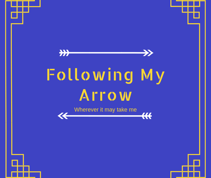 Following my Arrow!